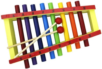Saleonindia Kids Steel Pipe Xylophone