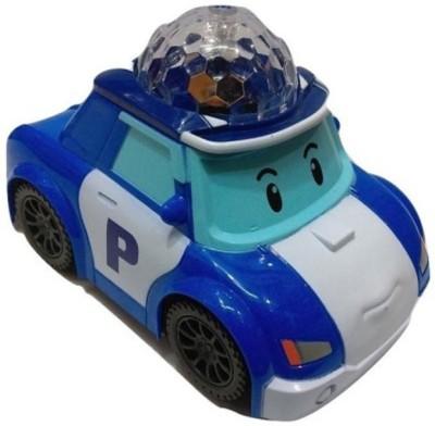 A R ENTERPRISES police musical car