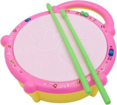 Rahul Toys Musical Drum Set For Kids