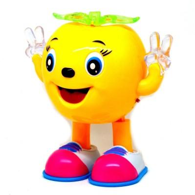ToysBuggy Walking & Dancing Apple Toy