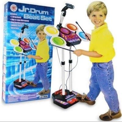 Unlimited Shoppers Unlimited Shoppers Electronic Junior Drum Set