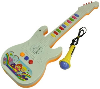 A R ENTERPRISES musical guitar with mike