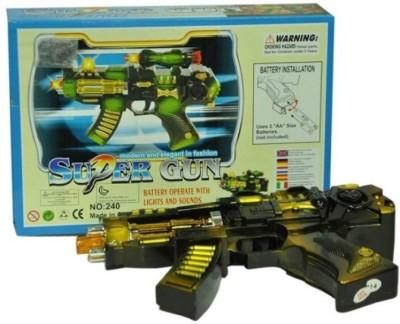 Rahul Toys Musical Super Gun