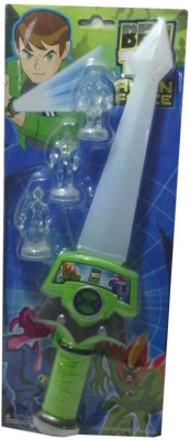 AV Shop Ben 10 Musical Sword with light