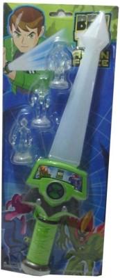 AV Shop Ben 10 Musical Sword with light