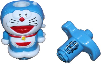 scrazy Doraemon spinning top