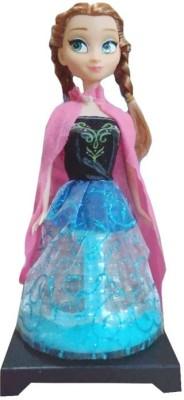 GoMerryKids Frozen Fever light & Music Dancing Doll