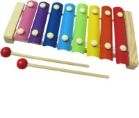 DCS Cute Big Multicolor Wooden Xylophone For Kids Musical Toy With 8 Notes best price on Flipkart @ Rs. 0