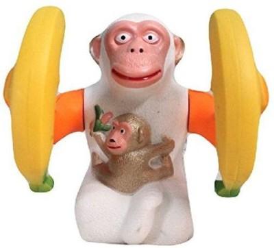 Smiles Creation Banana Monkey Orangutan