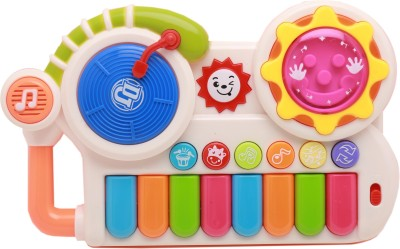Babytintin DJ drum with animal sound