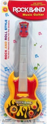 Taaza Garam Rockband Musical Toy Kids Guitar