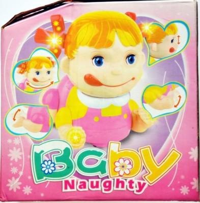 Ruppiee Shoppiee Baby Naughty Girl