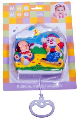 Mee Mee Musical Pulling Toy