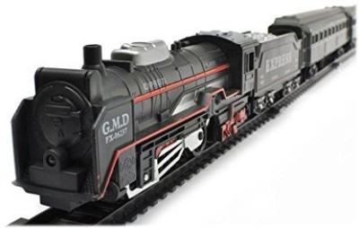 AsRetails Battery Operated Train Set(Multicolor)