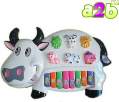 a2b New Generation cow Pianism Toy