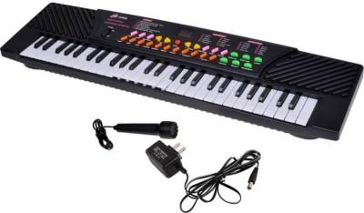 Siavansh Enterprises 54 Keys Black Electronic Piano 5468