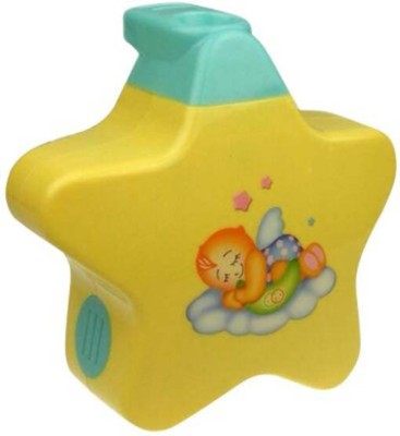 UV Global Little Angel Baby Sleep Projector with Star Light