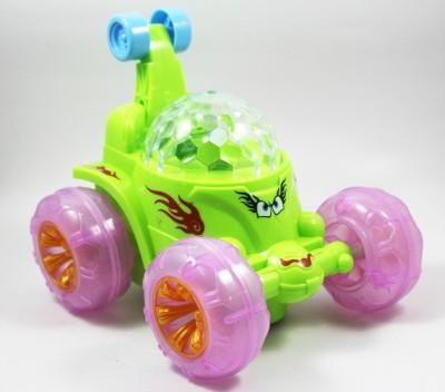 Aryash Highbrow Creation Dancing Stunt Car
