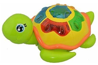 Emotionlin Childhood Turtle Puzzle Early Music Toy