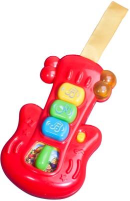 MeeMee Musical Guitar(Red)