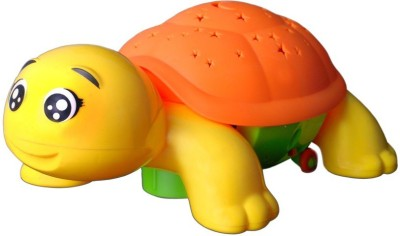 Turban Toys Projection Turtle Light and Sound Toy