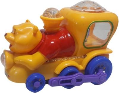 Shop & Shoppee Pooh Musical Train