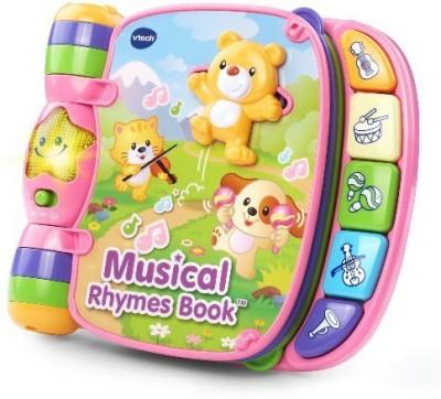 VTech Nursery Musical Rhymes Book