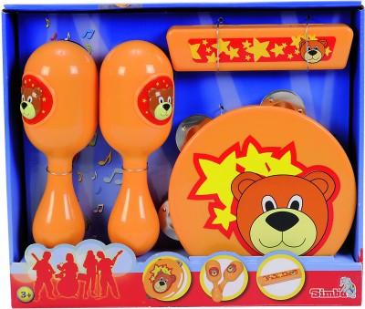 Simba My Music World Plastic Music Instrument Set