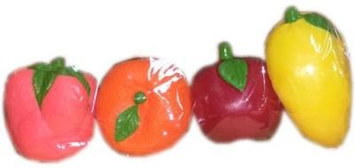 Rahul Toys 4pcs Fruit Chu Chu For Kids
