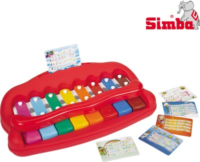 Simba Play And Learn My First Piano