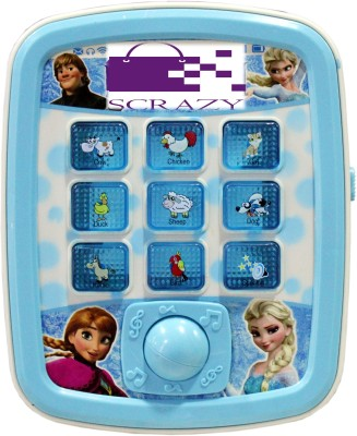 Scrazy Animal Sound Musical Learning Toy