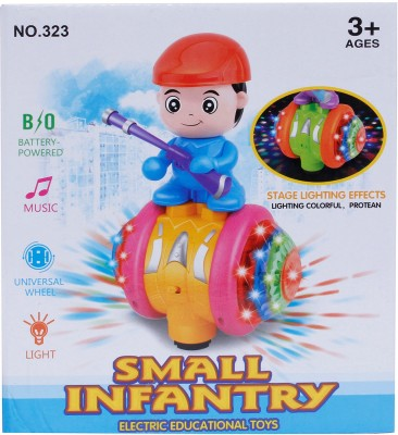 Buds N Blossoms Small Infantry Educational Toy