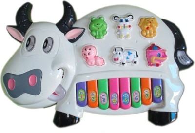 Soni Toys Musical Cow piano keyboard