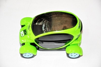 Ruppiee Shoppiee Ben 10 3D Light Car
