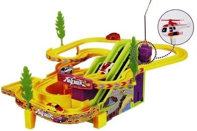 Shopaholic Track Racer Racing Car Set