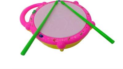 Shop & Shoppee Musical Flash Drum for Kid,s