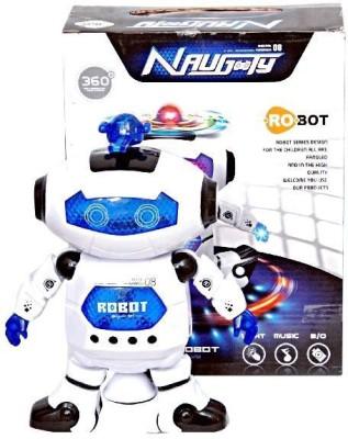 Homeshopeez Musical Dancing Robot (NT)