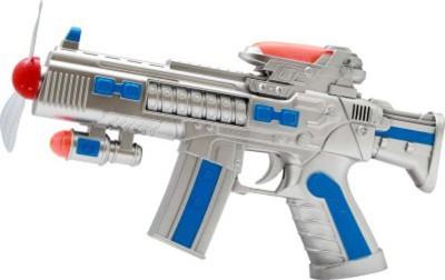 Scrazy Space Gun
