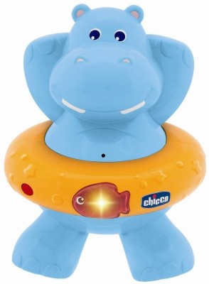 Chicco Chicco Happy Hippo Electronic Bath Toy