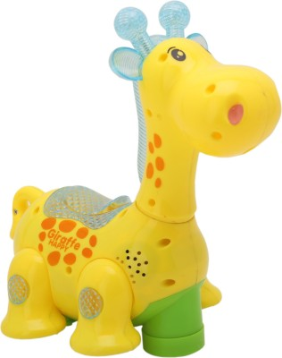 Babytintin Girraffe with projection flash light with music