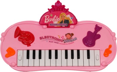 REAL DEALS BARBIE MUSICAL PIANO