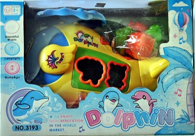 Ruppiee Shoppiee Dolphin