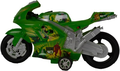 1st Home Ben10 Bike