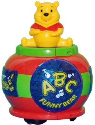 Prro Winnie the Pooh ABC Song Musical Toy