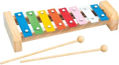Simba My Music World 8 Metal Key Slabs Wooden Xylophone.