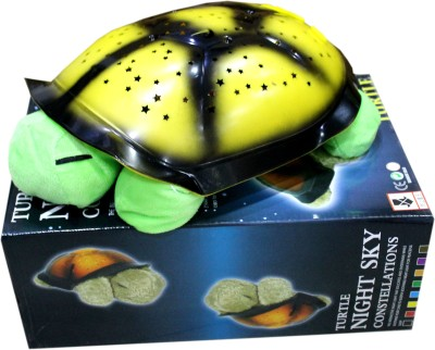 scrazy Night Turtle Lamp with Music
