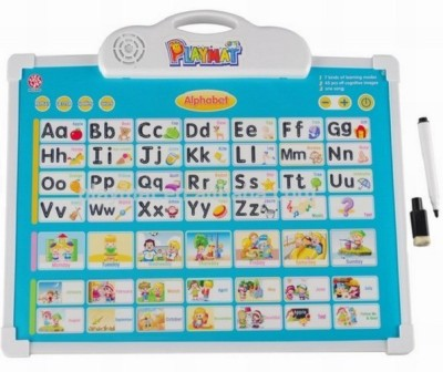 ToysBuggy Learning Playmat and Drawing Board