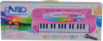 VENUS-PLANET OF TOYS Eletric Piano With 32 Keyboard Music For 4-6 Years