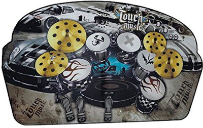 Adraxx Electronic Compact Touch Music Drum Kit