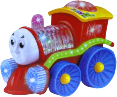 Scrazy Musical Funny Loco Mini Train Engine with Light And sound